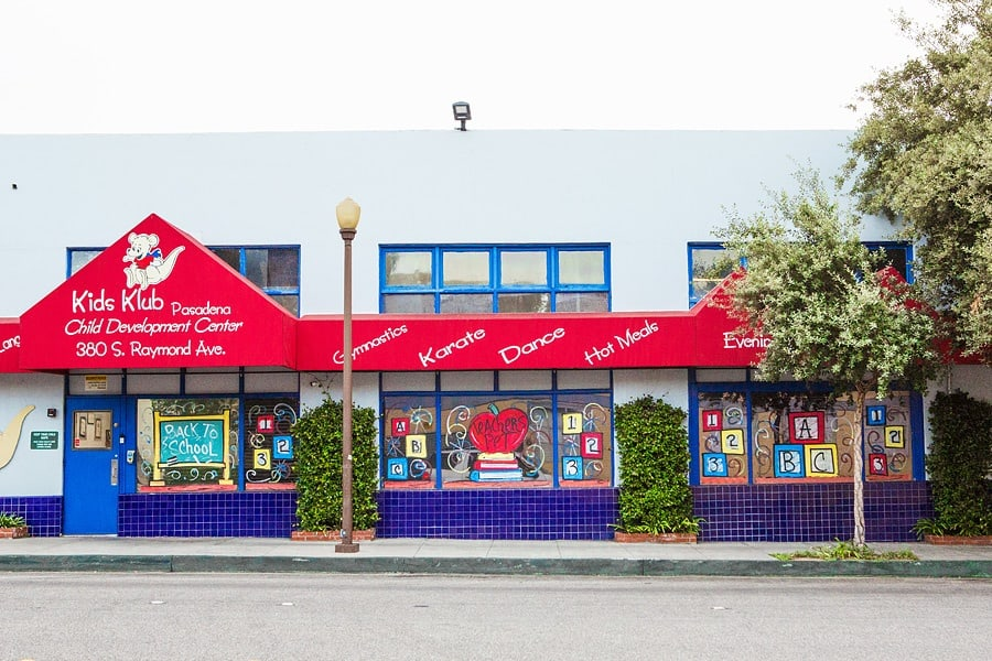 preschool Pasadena